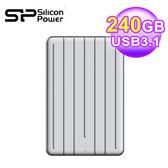 SP 廣穎 Bolt B75 240GB USB3.1 軍規外接固態硬碟