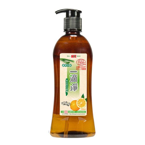楓康一滴淨洗碗精柑橘450g