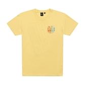 Deus Ex Machina Slab Tee T恤 -(黃)