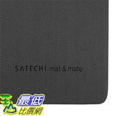 美國直購Satechi ST DMV2K 深灰色防水防滑奈米科技筆電 桌墊Desk Mat