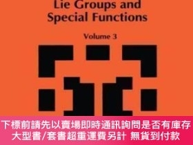 二手書博民逛書店【罕見】Representation Of Lie Groups And Special FunctionsY