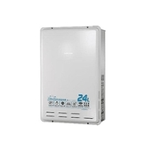 【南紡購物中心】櫻花【DH2460L】數位式24公升遙控智能恆溫熱水器桶裝瓦斯