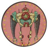 新年好禮 京華地毯圓形地墊臥室 兒童房爬行墊 卡通寶寶臥室圓形墊子可定制