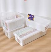 碟片箱 CD收納盒 漫畫書收納盒CD游戲光盤整理箱家用DVD碟片專輯PS4儲物箱
