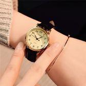女士手錶防水時尚2018新款潮流學生韓版簡約休閒大氣女錶CY 後街五號