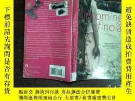二手書博民逛書店becoming罕見finola 外文書Y198833 beco