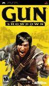 PSP Gun Showdown 荒野神槍 攤牌(美版代購)
