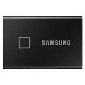 【限時至1011 登錄送600元禮劵】Samsung 三星 T7 TOUCH 500GB 黑 外接式SSD (MU-PC500K/WW)