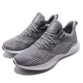 adidas 慢跑鞋 AlphaBounce Beyond M 灰 淺灰 舒適緩震 男鞋 運動鞋【PUMP306】 CG4765