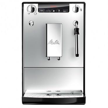 Melitta全自動咖啡機SOLO&MILK(晶鑽銀)