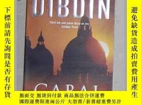 二手書博民逛書店英語原版罕見Cabal: An Aurelio Zen Myst