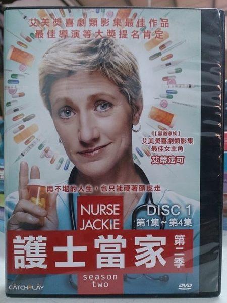挖寶二手片-620-002-正版DVD*影集【護士當家 第二季-3碟】繁體中文/英文字幕選擇