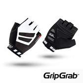 GripGrab Worldcup 短指手套 黑白【好動客】