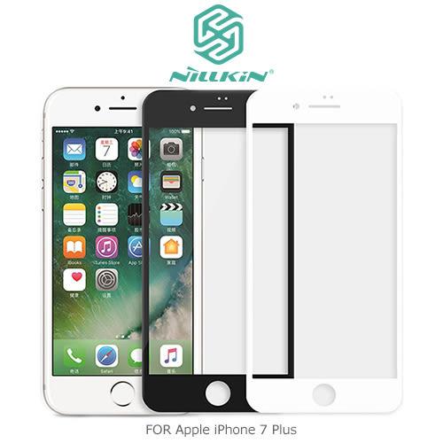 摩比小兔~ NILLKIN Apple iPhone 7 Plus AP+PRO 滿版玻璃貼 滿版 鋼化