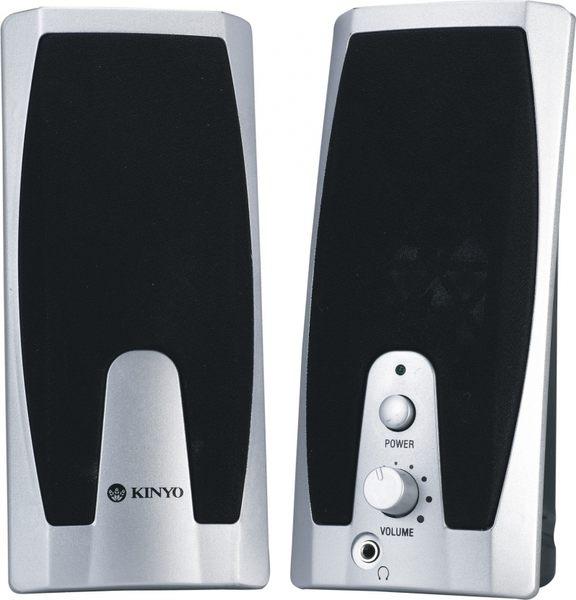 【鼎立資訊】KINYO USB 多媒體 擴大音箱 US192 USB隨插即用