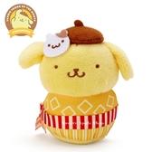 日本限定 三麗鷗 布丁狗  夏祭系列 沙包娃娃玩偶