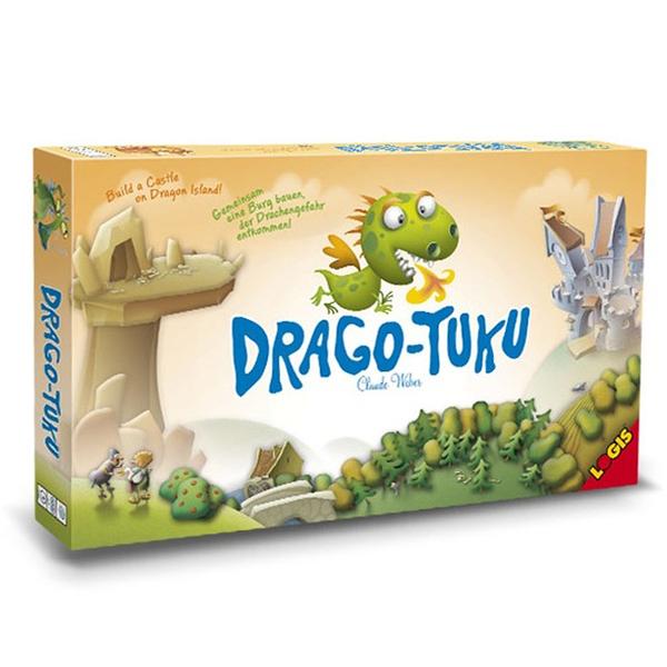 【立陶宛LOGIS桌遊】進擊的恐龍 TA327015