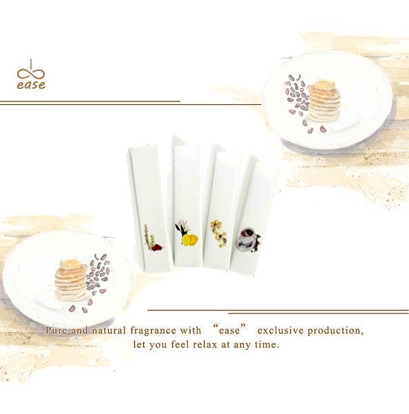 【ease】悠閒時光系列 4款 其他香調線香