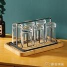 杯架杯架倒掛杯子瀝水架水杯架家用收納玻璃杯置物架水杯掛架瀝水架子 【快速出貨】