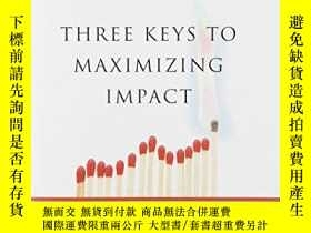 二手書博民逛書店The罕見Principal: Three Keys To Ma
