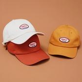 棒球帽女男字母遮陽帽日系休閒【奇趣小屋】