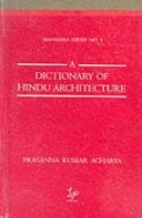 二手書 A Dictionary of Hindu Architecture: Treating of Sanskrit Architectural Terms with Illustrative  R2Y 8175361131