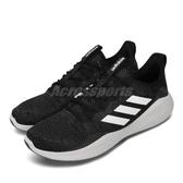 adidas 慢跑鞋 Fluidflow 黑 白 男鞋 運動鞋 【PUMP306】 EG3665
