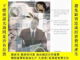 二手書博民逛書店Human罕見Resource Strategy: A Behavioral Perspective For Th