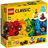 樂高積木 LEGO《 LT11014 》Classic 經典基本顆粒系列 - 顆粒與輪子 / JOYBUS玩具百貨