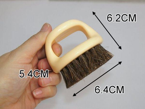 【洪氏雜貨】 279A077 棕毛刷 不挑色隨機出貨 單入 汽車清潔用品 刷子 內裝