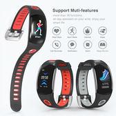 智慧手環 心率監測3DUI大屏藍牙計步健康運動手環
