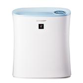 ★SHARP夏普★自動除菌離子空氣清淨寶寶機 FU-H30T-W