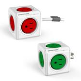 【組合優惠】PowerCube 擴充插座+延長線1.5m