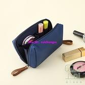 隨身防水化妝包口紅包便攜簡約手拿包立體口紅收納袋【樹可雜貨鋪】