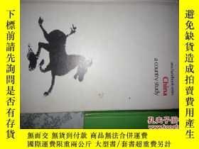 二手書博民逛書店AREA罕見HANDBOOK SERIES CHINA A CO