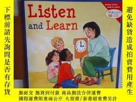二手書博民逛書店Listen罕見and learnY22725