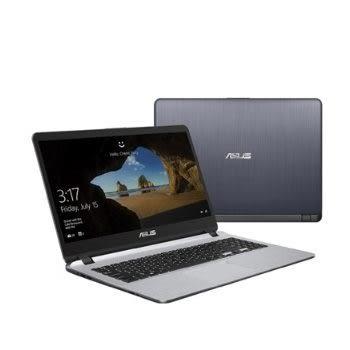 華碩 X507UB-0511B8250U (霧面灰) 15吋獨顯超值首選機【Intel Core i5-8250U / 4GB / 1TB硬碟 / Win 10】