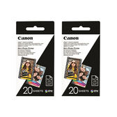 CANON ZP-2030-20*2入 迷你相印機相紙 40張 (公司貨)