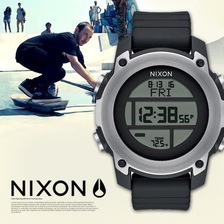 NIXON A962-000 Unit Dive 多功能潛水錶 熱賣中!