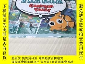 二手書博民逛書店SPLASHTACULAR罕見CARTOON TALESY218