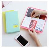 現貨不挑色📌微笑卡冊 名片簿 卡包 收集冊,可收藏卡貼,小卡,名片,卡片【玩之內】