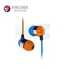 Fischer Audio 標準系列 OOG 耳道式耳機 (橘色)