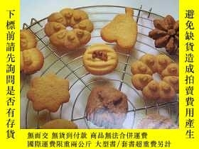 二手書博民逛書店Periplus罕見Mini Cookbooks irresistible biscuits奇
