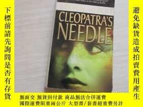 二手書博民逛書店CLEOPATRA S罕見NEEDLE【096】Y10970 S
