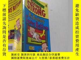 二手書博民逛書店my罕見brother s famous bottom:我哥哥著名的屁股Y200392