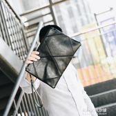男士包包手包男包新款手提包手拿包時尚潮流韓版  朵拉朵衣櫥