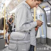 便當包 大號飯盒袋手提包大容量加厚保溫包防水帶飯戶外旅行野餐包 LC3731 【VIKI菈菈】