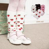 童襪│襪套│-草莓【旅行家】