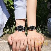情侶錶手錶一對價男女機械錶1314韓版潮流學生簡約2018新款xw 聖誕交換禮物