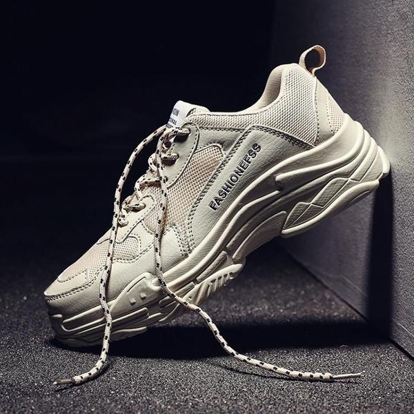 內增高男鞋 小白鞋男鞋運動鞋韓版潮流男士休閑鞋板鞋百搭跑步